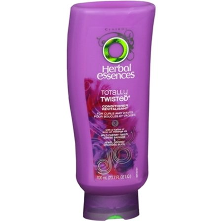 2 Pack - Herbal Essences Totally Twisted Conditioner French Lavender Twist & Jade Extracts 23.70 oz (2 Essence)