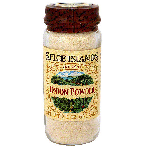 Spice Islands Onion Powder, 2.2 oz (Pack of 3)