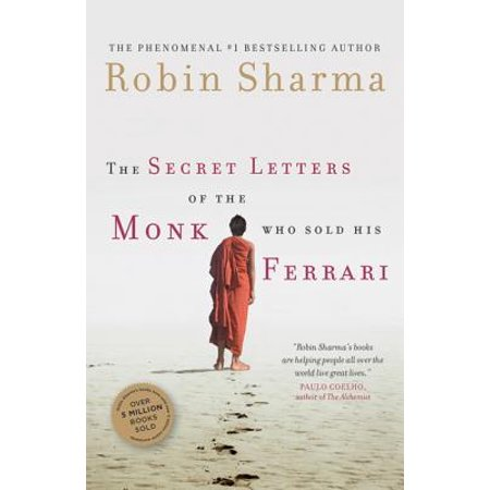 The Secret Letters of the Monk Who Sold His (Who Made Ferrari)