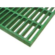 FIBERGRATE 878850 Molded Grating,Span 3 ft.