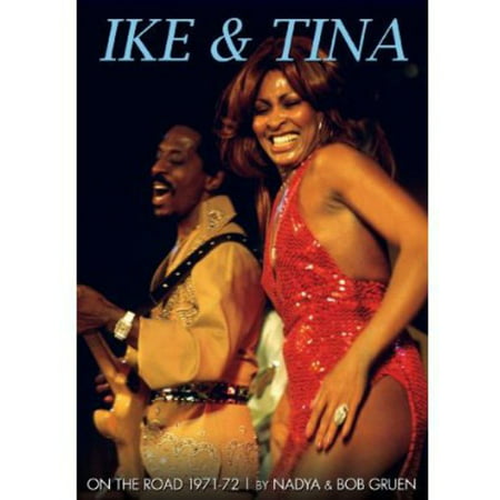 IKE & TINA TURNER-ON THE ROAD-1971-72 (DVD) (DVD) (Tina And Ike Turner Rolling On The River)