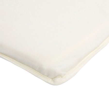 Mini and Clear-Vue Co-Sleeper 100% Cotton Sheets - Natural