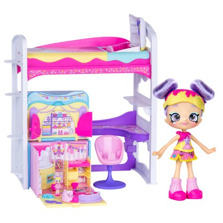 Shopkins Lil' Secrets Rainbow Kate's Bedroom Hideaway for $<!---->
