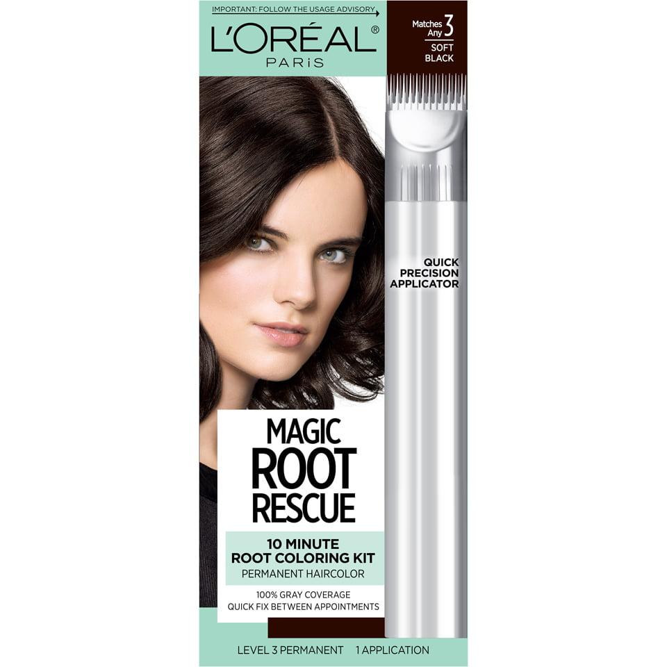 L'Oreal Paris Root Rescue 10 Minute Root Coloring Kit