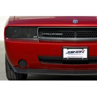 GT Styling GT0161FS Driving Light Cover Fits 08-14 Challenger