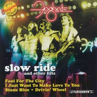 Slow Ride & Other Hits (CD)