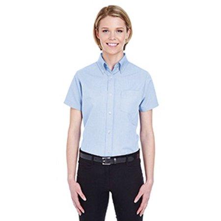Wrinkle Free Shirt (UltraClub Women's Wrinkle Free Premium Blended Oxford Shirt)