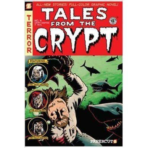 Tales from the Crypt 4: Crypt-keeping It Real
