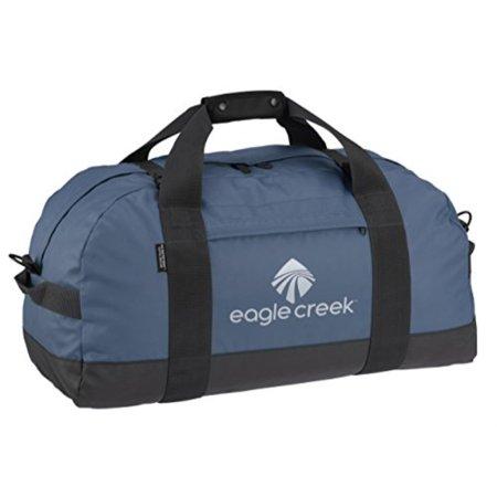 Eagle Creek Oversized Duffel (Eagle Creek No Matter What Duffel Bag, Medium, Slate)