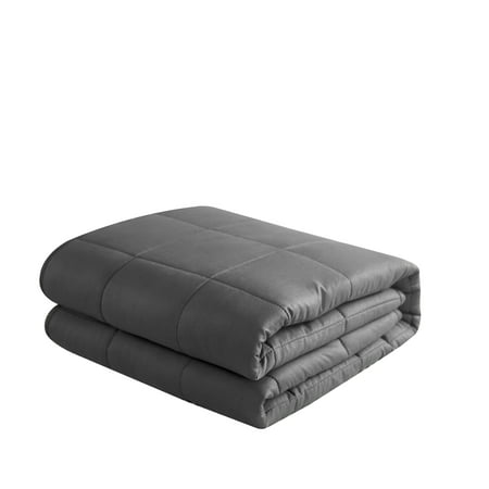 Well Being Soft Weighted Blanket, 20 (Kids Line Velour Blanket)