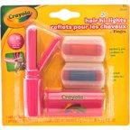 Fing Rs Crayola Hair Color Stix 3 Pc Walmart Com