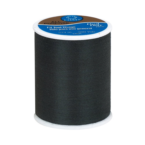Coats & Clark All Purpose Thread, 300 yds, Caspian Sea