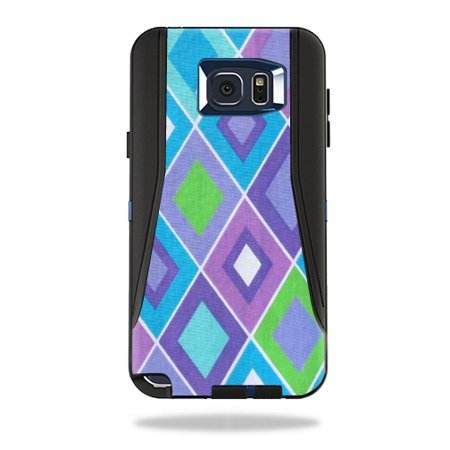 MightySkins Protective Vinyl Skin Decal for OtterBox Defender Samsung Galaxy Note 5 wrap cover sticker skins Pastel Argyle
