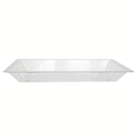 TableTop king 1BLPT36 Replacement Acrylic Ice Tray for 010LCS35LED and 1BLCS35 Series Ice Displays