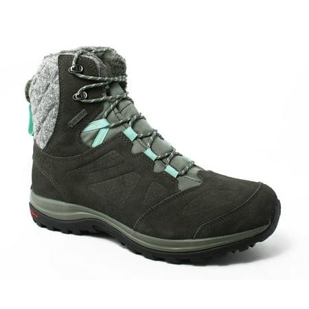 Salomon Women's L39855000 Gray Snow Boots Size (Salomon Carbon Skis)