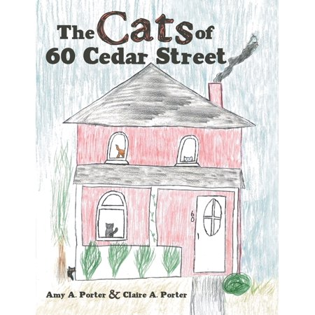 The Cats of 60 Cedar Street Red Cedar Cat