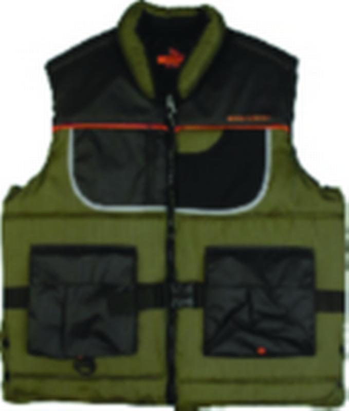 Stearns Adult Fishing Vest, Green by Coleman