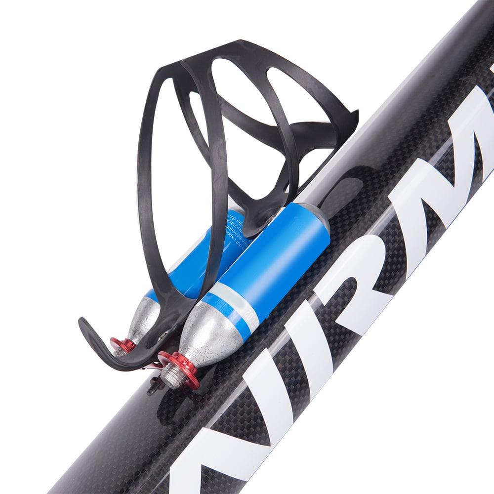 High-Quality CO2 Cartridge HoldYH Bracket Hold for Road bike WatYH Bottle CageYH