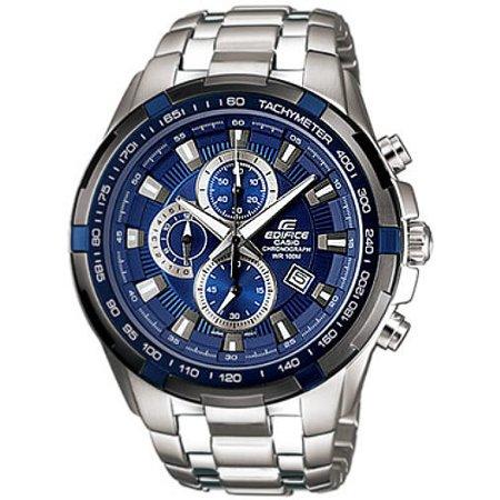 - Men's Edifice Chronograph Steel Sport Watch EF539D-2AV