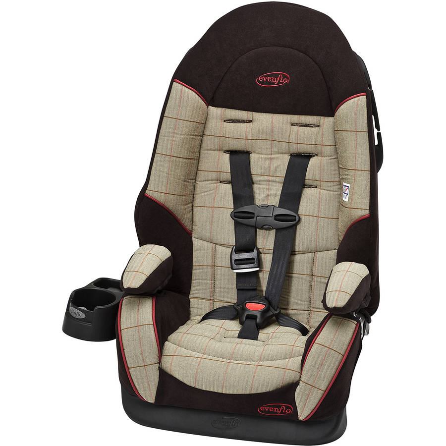 Evenflo Chase LX Harness Booster Car Seat, Fairfax