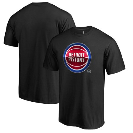 Detroit Pistons Fanatics Branded Midnight Mascot T-Shirt - (1989 Detroit Pistons)