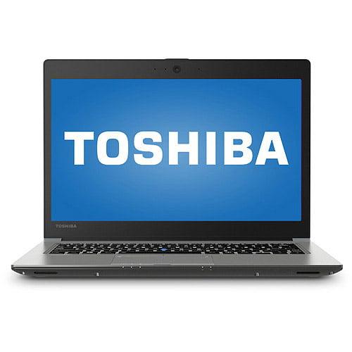 "Toshiba Ultrabook Cosmo Silver 13.3"" Portege Z30-A1301 Laptop PC with Intel Core i5-4300U Processor, 8GB Memory, 128GB SSD and Windows 7 Professional"