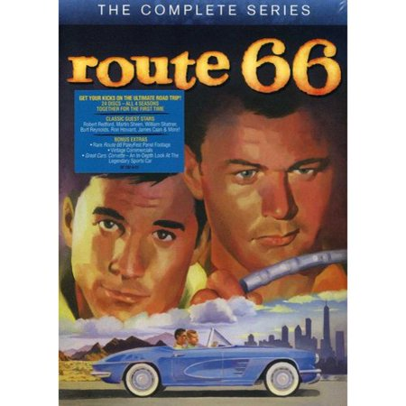 Route 66: The Complete Series (Full Frame)