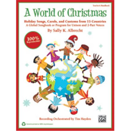 Alfred 00 39963 World Of Christmas Strx Cd