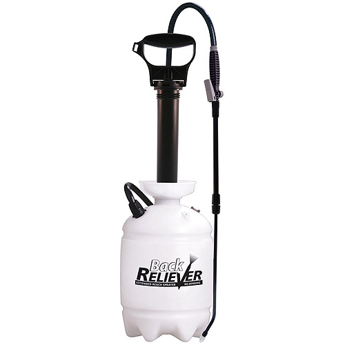 Hudson 62192 2 Gallon Back Reliever Poly Compression Sprayer by Hudson