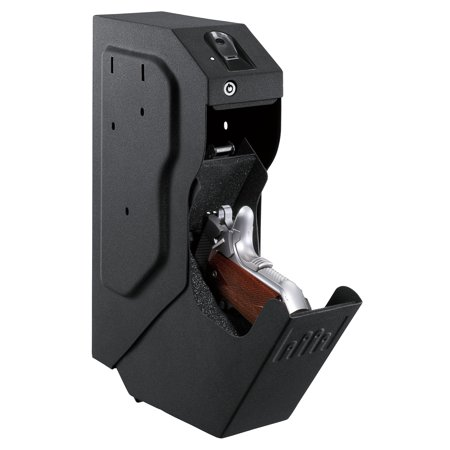 GunVault SpeedVault Handgun Safe, Biometric