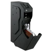 GunVault SpeedVault Handgun Safe, Biometric