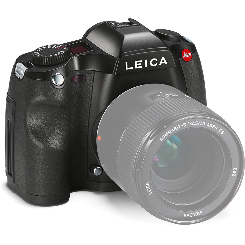 Leica S (Typ 006) Medium Format DSLR Camera (Body Only) by Leica