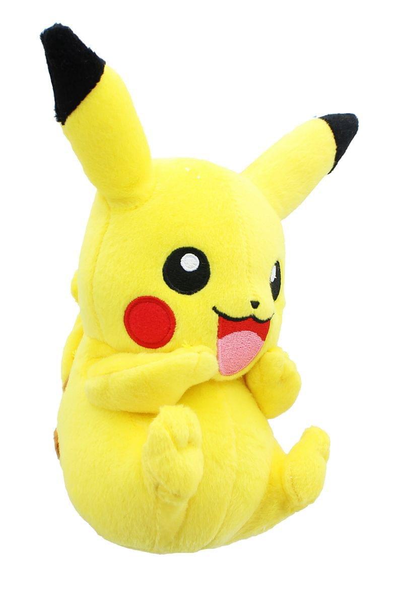 Pokemon T18844 8-Inch Pikachu Plush Toy