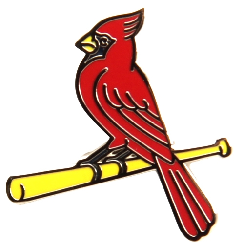 St. Louis Cardinals Lapel Pin - No Size