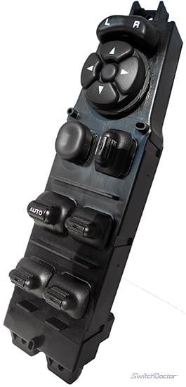 Jeep Cherokee Master Power Window Switch 1997-2001 OEM by Switch Doctor