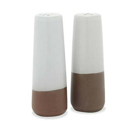 Salt Glaze Crock - Areo Home Campbell Salt and Pepper Shakers