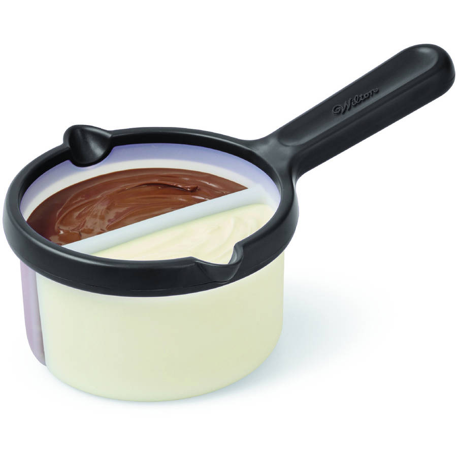 Wilton Candy Melts Candy Dual Melting Pot Insert, 1904-9438