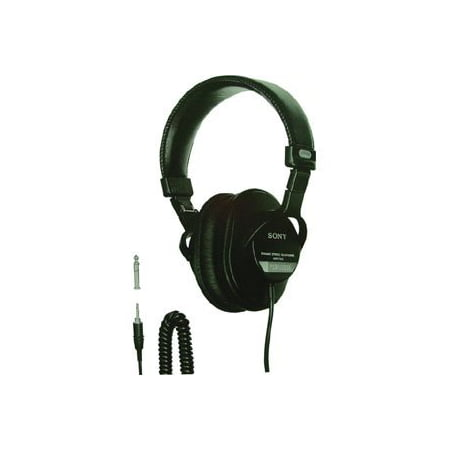 sony mdr 7506 professional headphone stereo. Black Bedroom Furniture Sets. Home Design Ideas