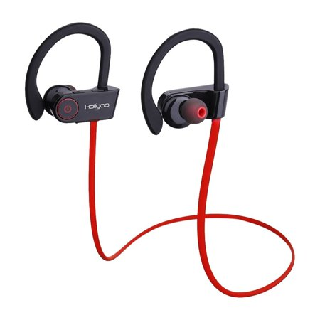 headphones bluetooth 4 1 sport headset sweat proof in ear earbuds aptx pure sound earphones. Black Bedroom Furniture Sets. Home Design Ideas