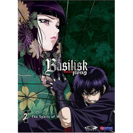 Funimation Basilisk V02-spoils Of War [dvd]-nla