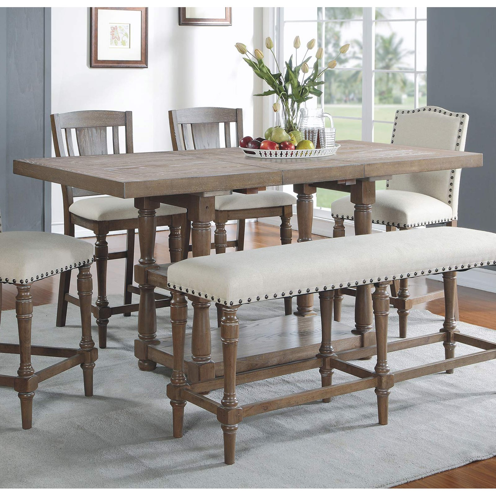 Winners Only Xcalibur Tall Dining Table