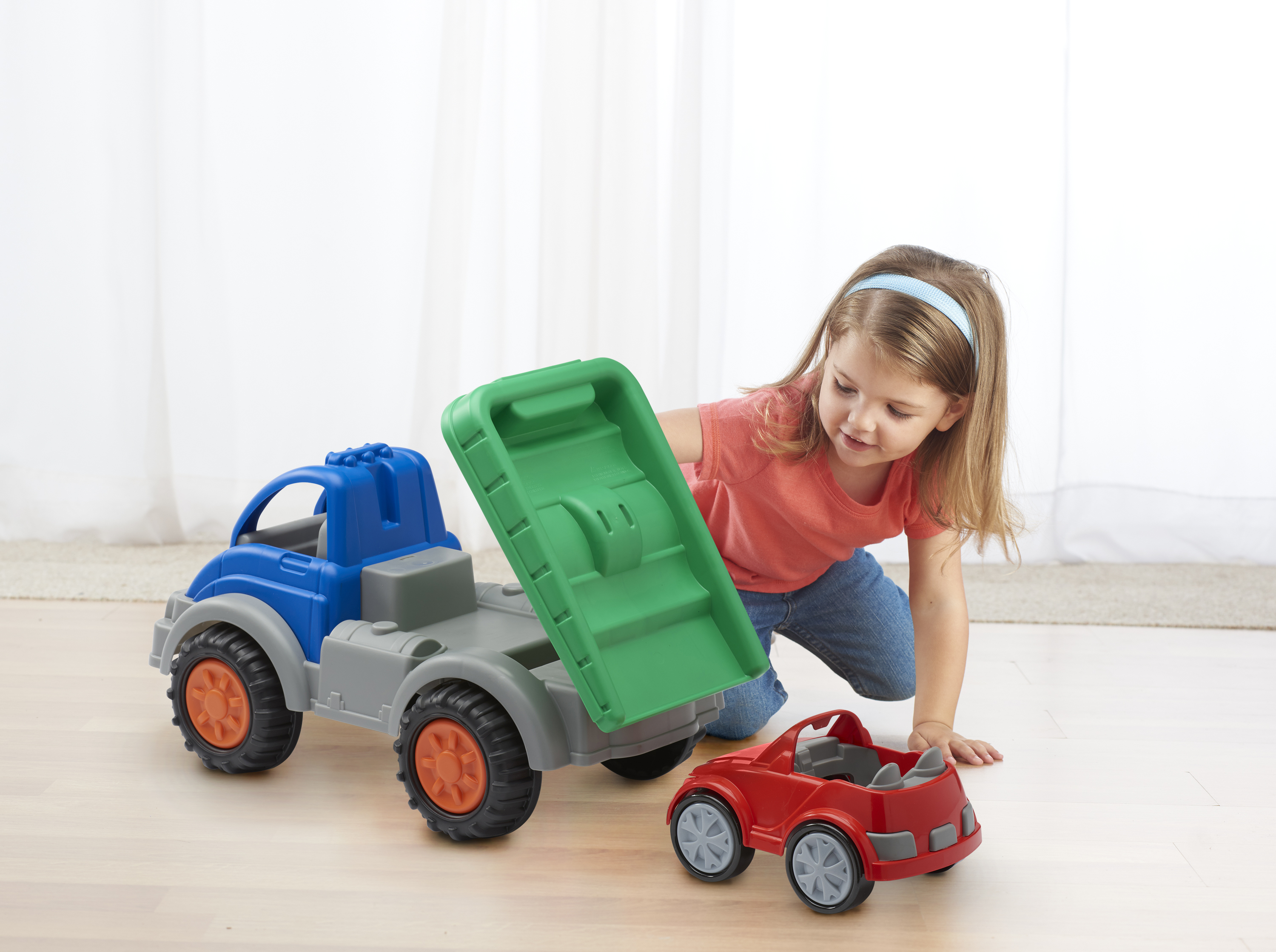 American Plastic Toys Gigantic Trucks ONLY $10 at Walmart