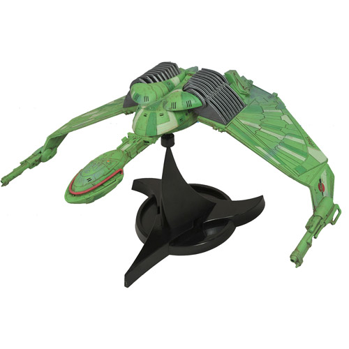 Diamond Select Toys Star Trek Klingon Bird of Prey Ship