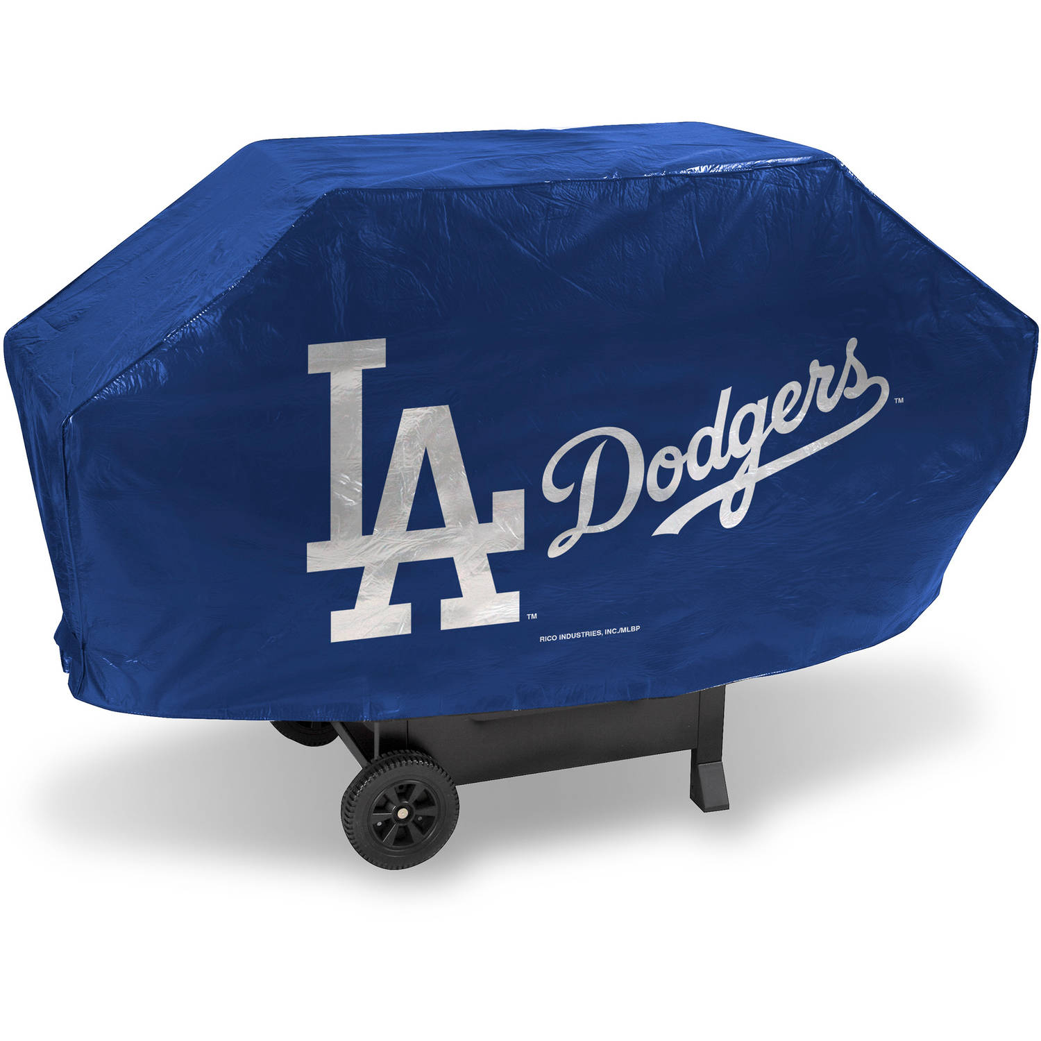 LA Dodgers Deluxe Grill Cover