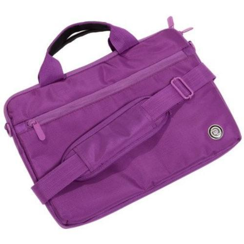 """Digital Treasures Slipit! Select Carrying Case For 11.6"""" Notebook - Purple - Weather Resistant - Fabric, Nylon (09138_2)"""