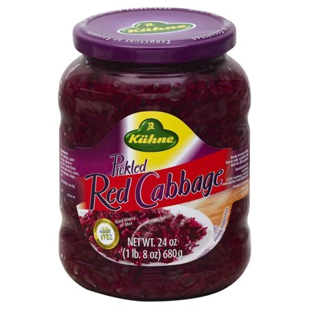 (6 Pack) Carl Kuhne Kuhne  Red Cabbage, 24 -