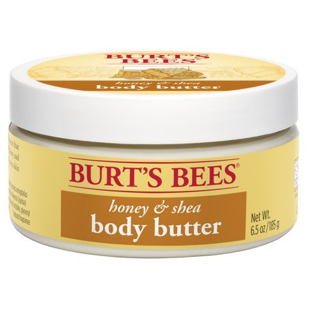 Burt's Bees Honey and Shea Body Butter, 6.5 oz