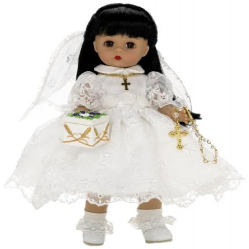 Madame Alexander Dolls My First Communion - Latin