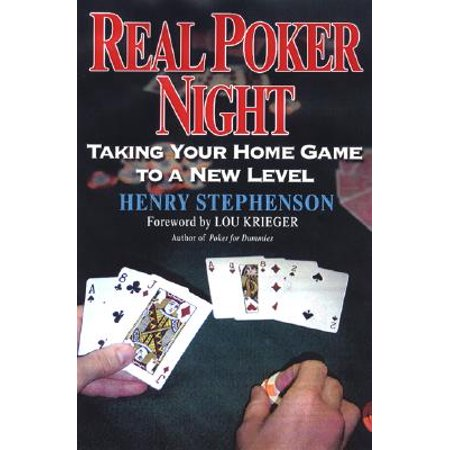 Real Poker Night: Taking Your Home Game to a New Level - Poker Night Theme