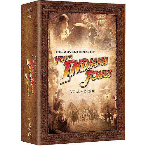Adventures Of Young Indiana Jones: The Complete Volume 1 (Full Frame)